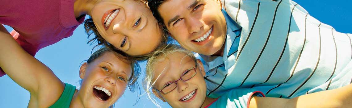 Behandlungsspektrum für die ganze Familie